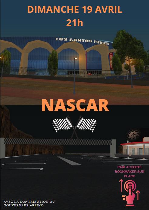 Nascar of Los Santos 19/04/20 21h Nascar11
