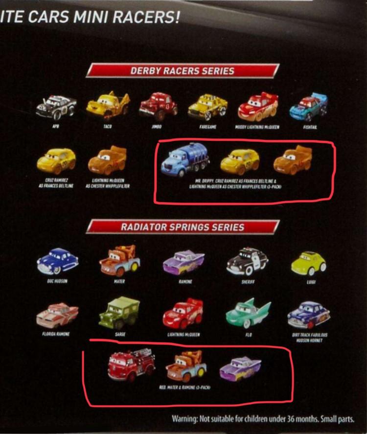 """Mini Racers Diecast : """" Le côté Miniature de la Force """" - Page 9 114"""