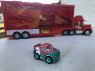 Collection Cars Racer Mini 1710