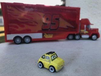 Collection Cars Racer Mini 2110