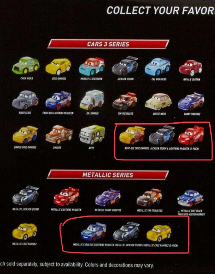 """Mini Racers Diecast : """" Le côté Miniature de la Force """" - Page 9 214"""