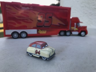 Collection Cars Racer Mini 3010