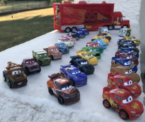 Collection Cars Racer Mini 3310