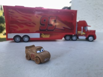 Collection Cars Racer Mini 410