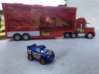 Collection Cars Racer Mini 510