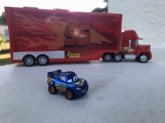 Collection Cars Racer Mini 610