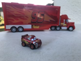 Collection Cars Racer Mini 710