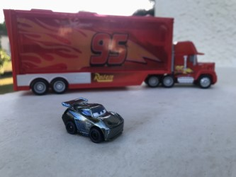 Collection Cars Racer Mini 810
