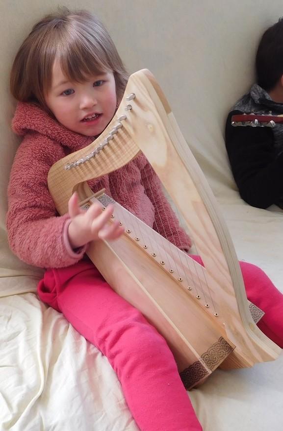 harpe et tout petits?  Dscn7930