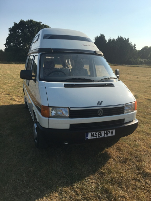 VW T4 Trident Auto Sleeper 1.9TDI SOLD 70cb0210