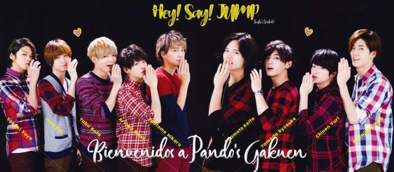 Pando's Gakuen