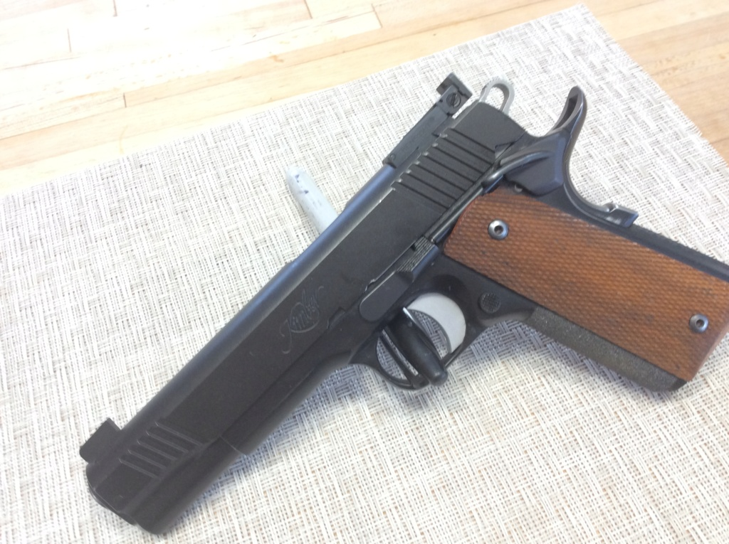 SOLD  Kimber 1911 conversion unit. $100 6d440410