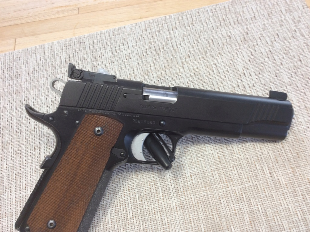 SOLD  Kimber 1911 conversion unit. $100 6f2f2510
