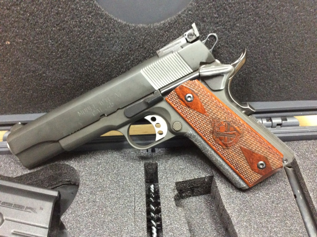 For Sale-Springfield Range Officer  $700 +Shipping Bd270610