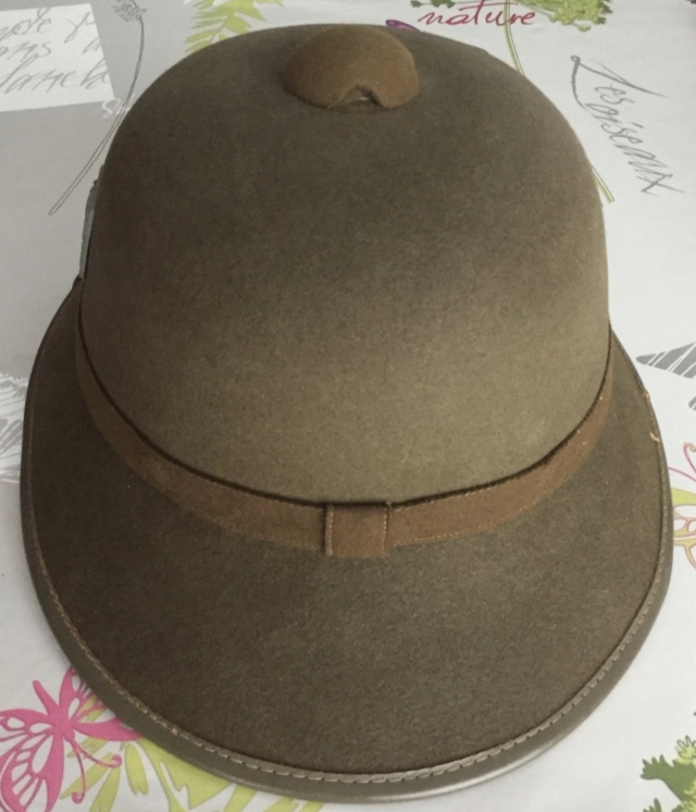 Casque WW2 colonial 1945 Yofpgj11