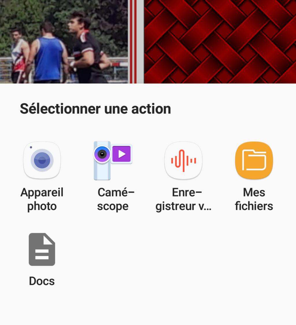 PHOTOS: POSTER-HÉBERGER à partir d'un smartphone  20190660