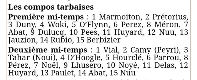 Matchs de préparation - Page 5 20190822