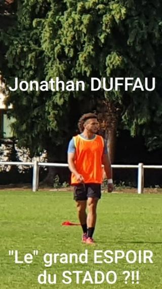 Jonathan DUFFAU  20200966