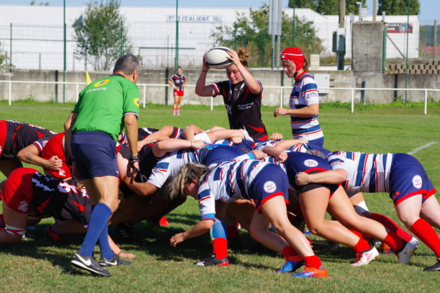 ÉLITE 2 FÉMININE VS BRUGES BLANQUEFORT dimanche 29/09/2019 : LES PHOTOS Imgp0528