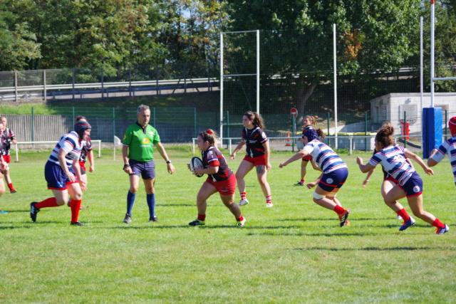 ÉLITE 2 FÉMININE VS BRUGES BLANQUEFORT dimanche 29/09/2019 : LES PHOTOS Imgp0631