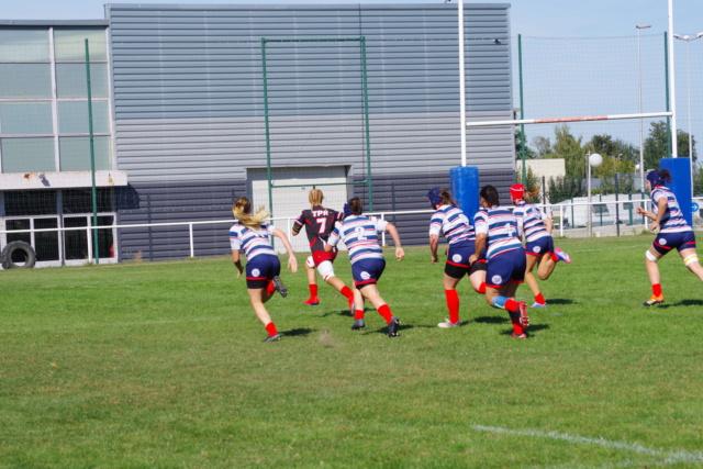 ÉLITE 2 FÉMININE VS BRUGES BLANQUEFORT dimanche 29/09/2019 : LES PHOTOS Imgp0639