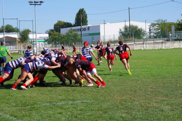 ÉLITE 2 FÉMININE VS BRUGES BLANQUEFORT dimanche 29/09/2019 : LES PHOTOS Imgp0650