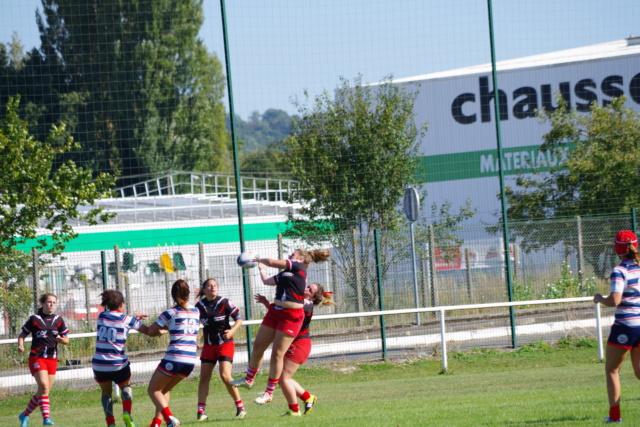 ÉLITE 2 FÉMININE VS BRUGES BLANQUEFORT dimanche 29/09/2019 : LES PHOTOS Imgp0658