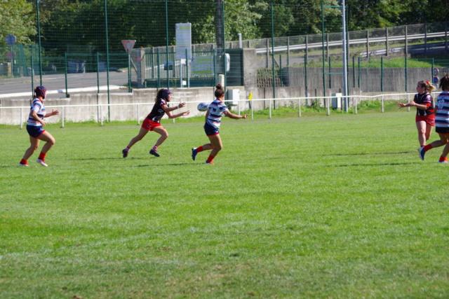 ÉLITE 2 FÉMININE VS BRUGES BLANQUEFORT dimanche 29/09/2019 : LES PHOTOS Imgp0660