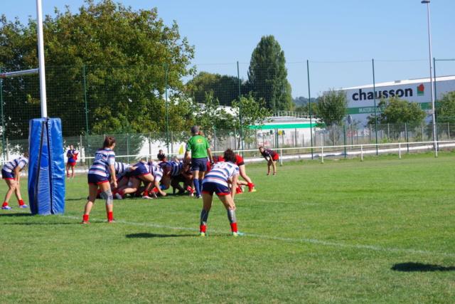 ÉLITE 2 FÉMININE VS BRUGES BLANQUEFORT dimanche 29/09/2019 : LES PHOTOS Imgp0673