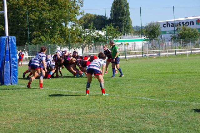 ÉLITE 2 FÉMININE VS BRUGES BLANQUEFORT dimanche 29/09/2019 : LES PHOTOS Imgp0676