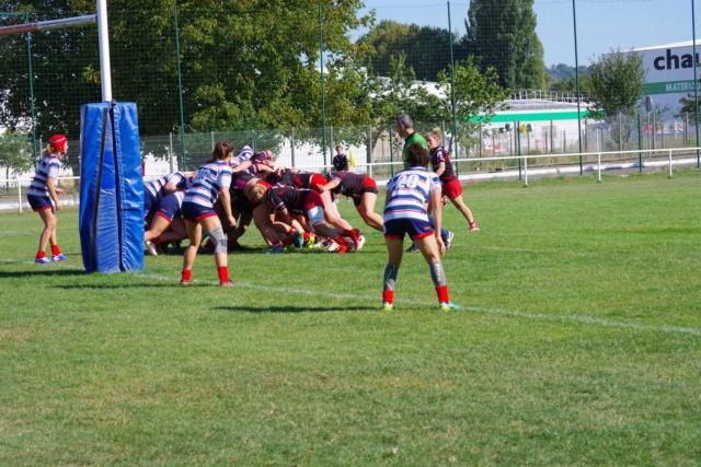 ÉLITE 2 FÉMININE VS BRUGES BLANQUEFORT dimanche 29/09/2019 : LES PHOTOS Imgp0677