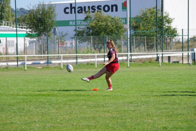ÉLITE 2 FÉMININE VS BRUGES BLANQUEFORT dimanche 29/09/2019 : LES PHOTOS Imgp0683