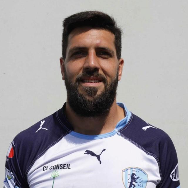 Leandro PÉREZ GALEONE Joueur12