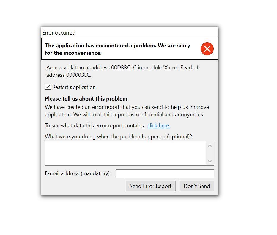 "What settings for a Samsung galaxy book 12"" ? Error-10"
