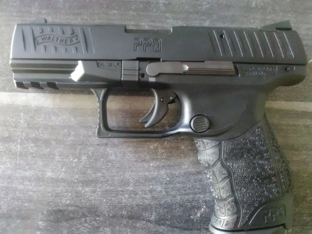 Walther PPQ M2 .22lr 110