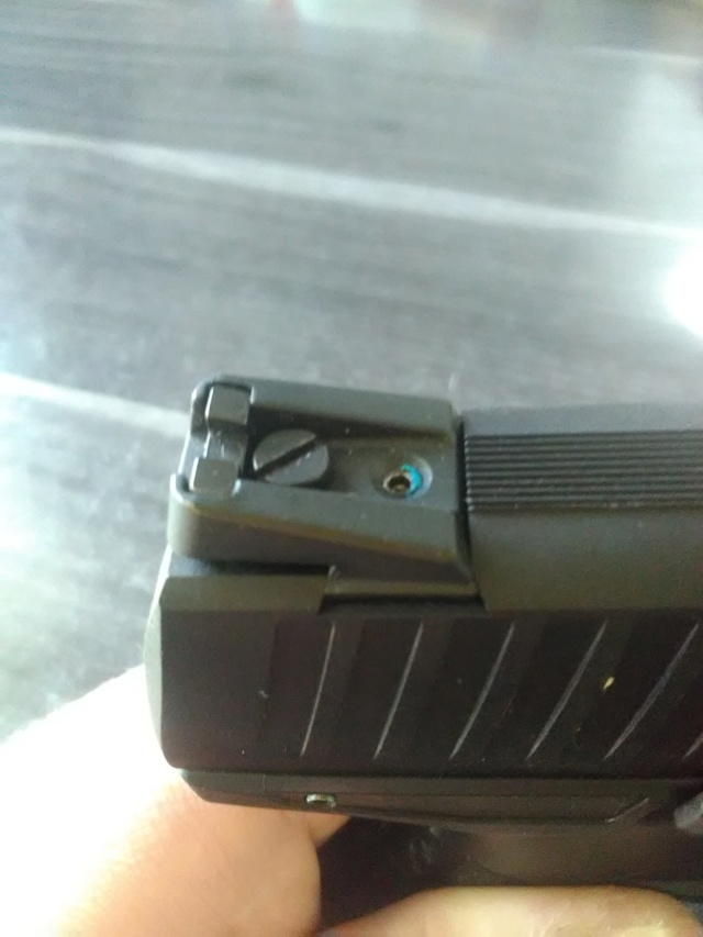 Walther PPQ M2 .22lr 510