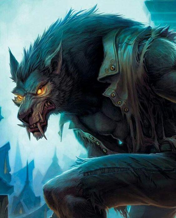 Lupus Dominus - Ragabash - Hominídio - Senhores das Sombras. A220aa11