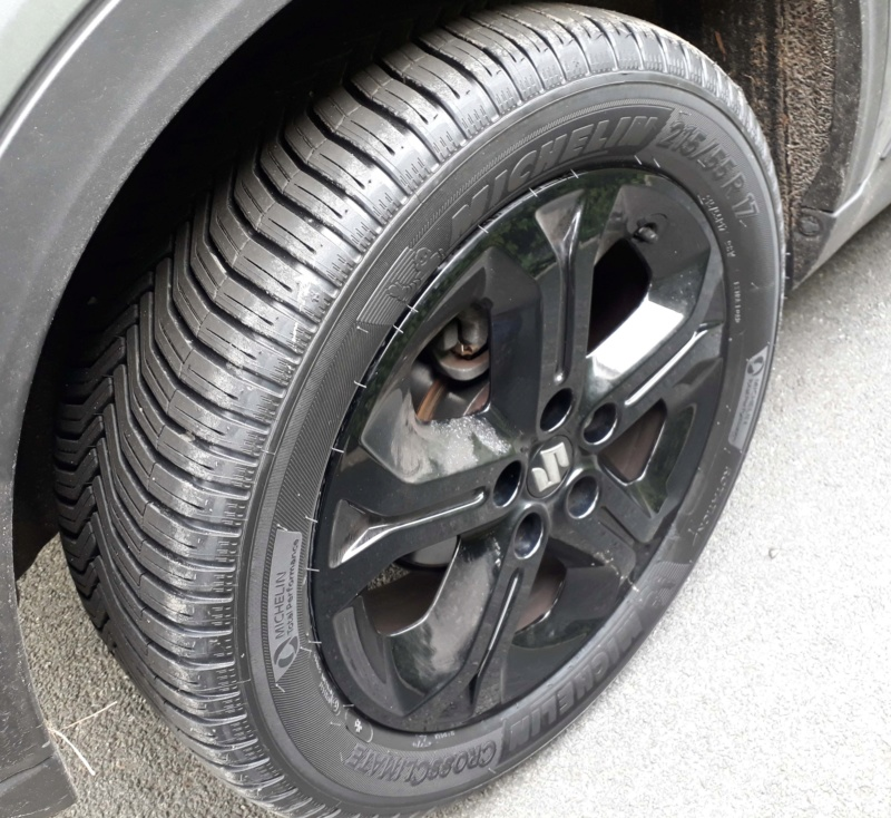 Winter tyres going on next weekend - Page 2 Crossc10