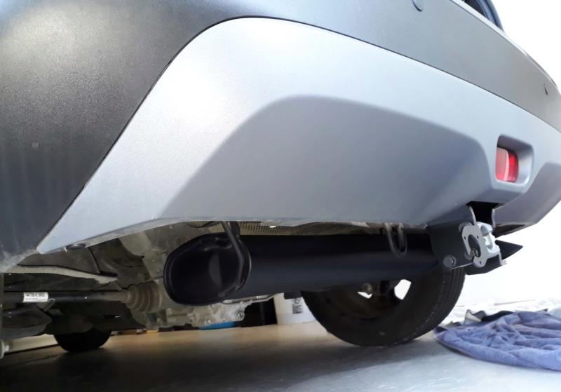 Genuine Suzuki Tow Bar  Detach10