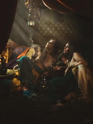 Les vierges sages et les vierges folles Harem10