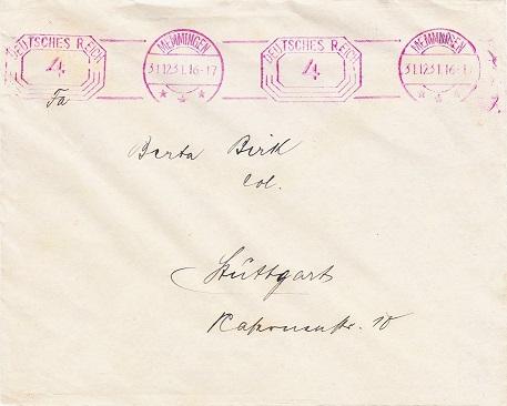 Die Poststempel von Lausanne Beleg_26