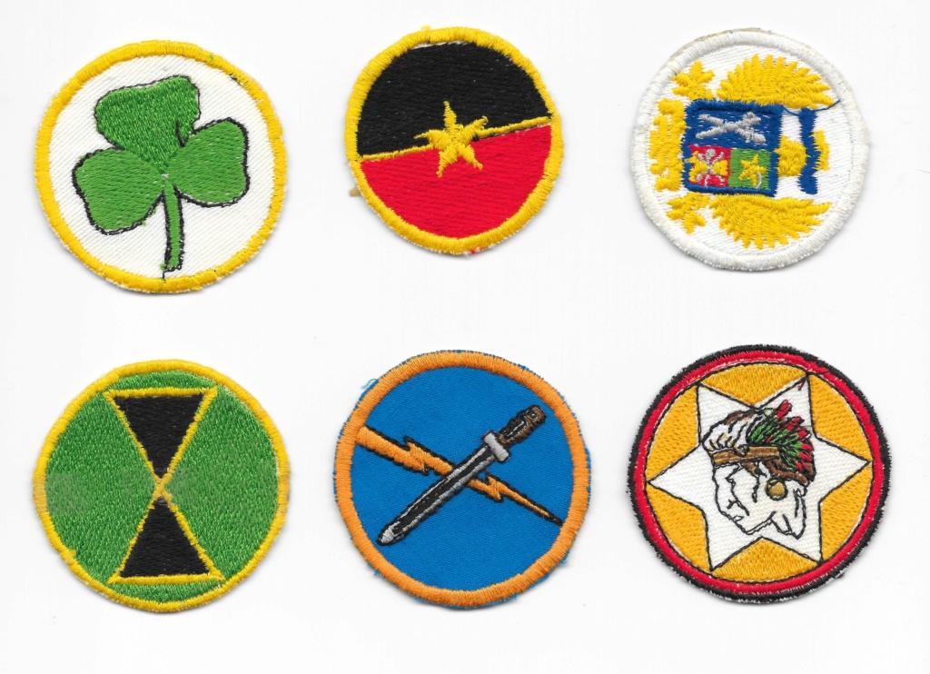 Columbian military patches Columb10