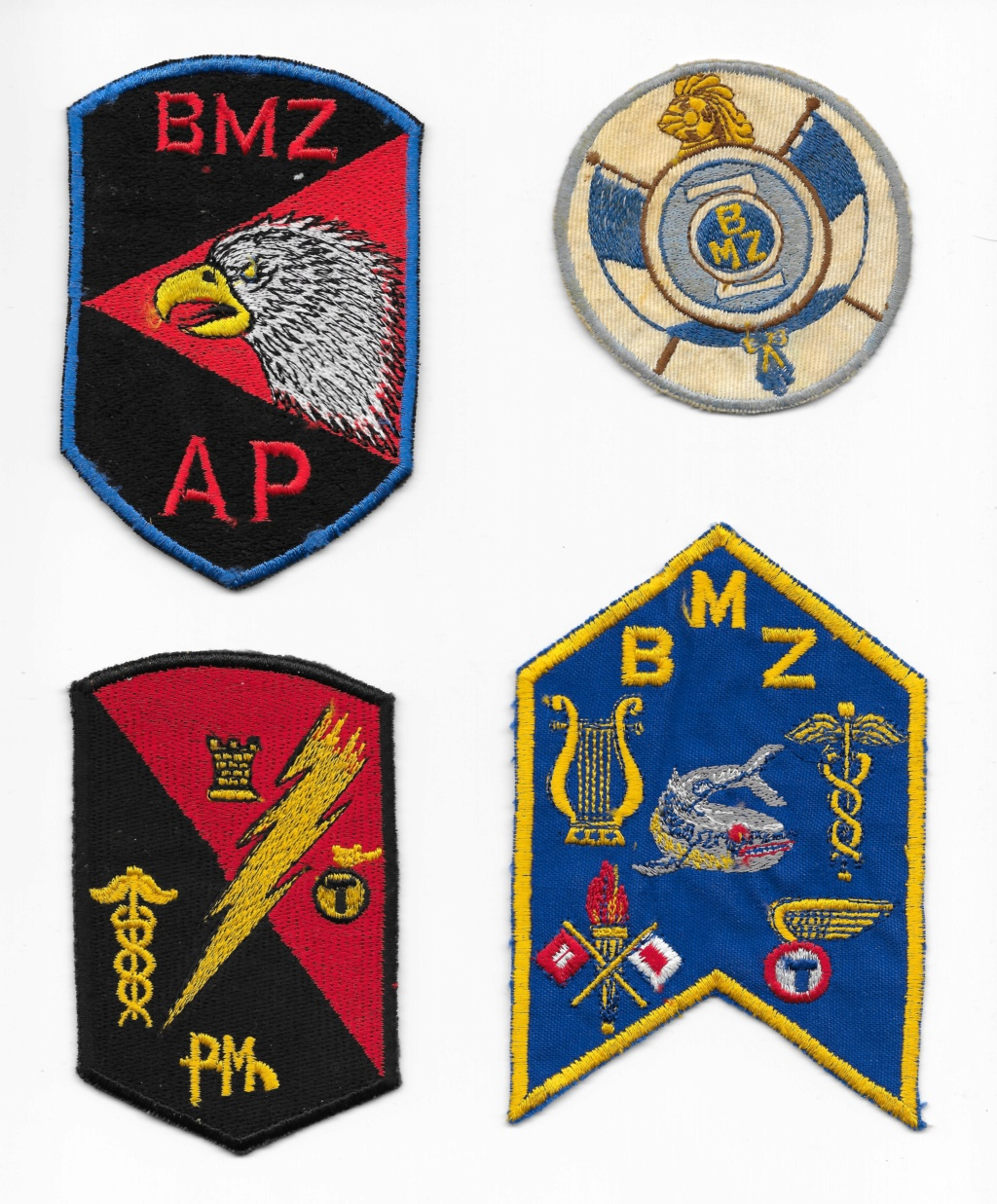 Guatemalan Armed Forces patches (Part1) Guatem10