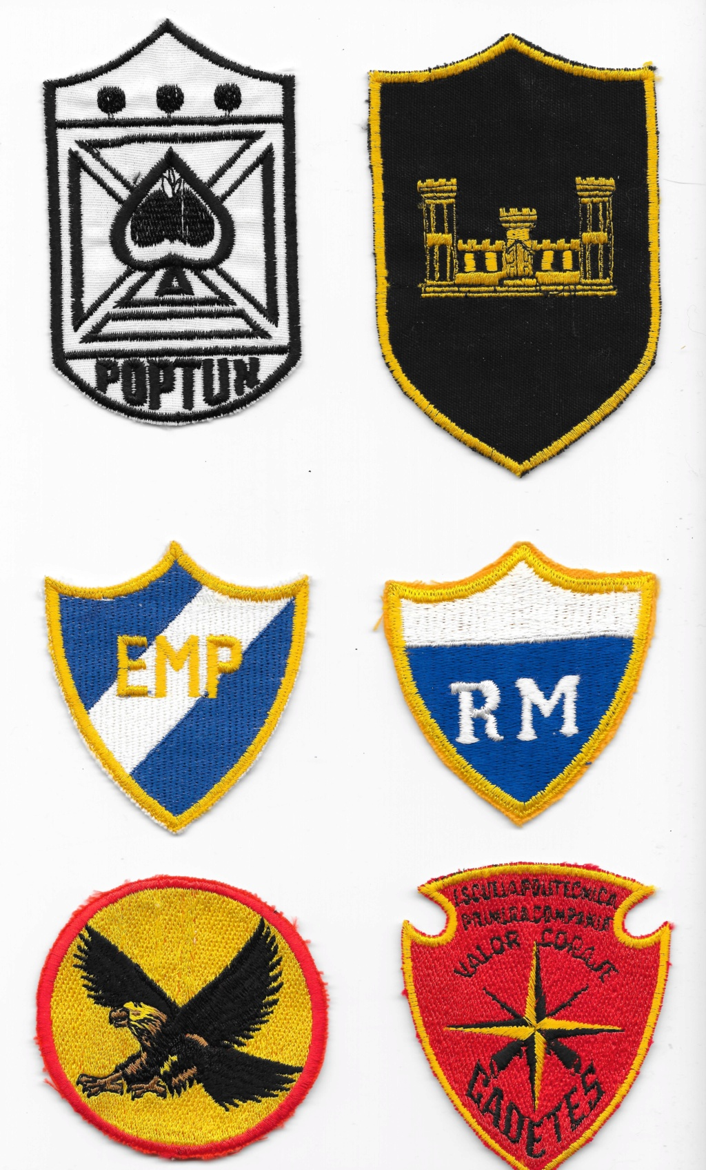 Guatemalan Armed Forces patches (Part1) Guatem15