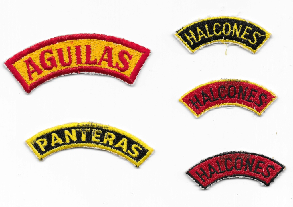 Guatemalan Armed Forces patches (Part1) Guatem16