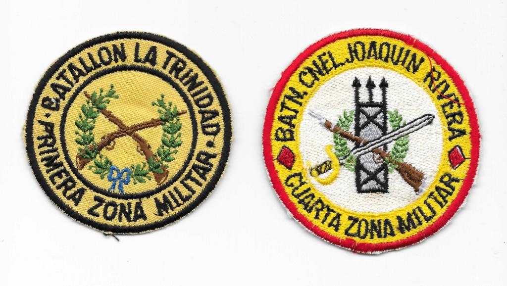 Honduran military badges Hondur10