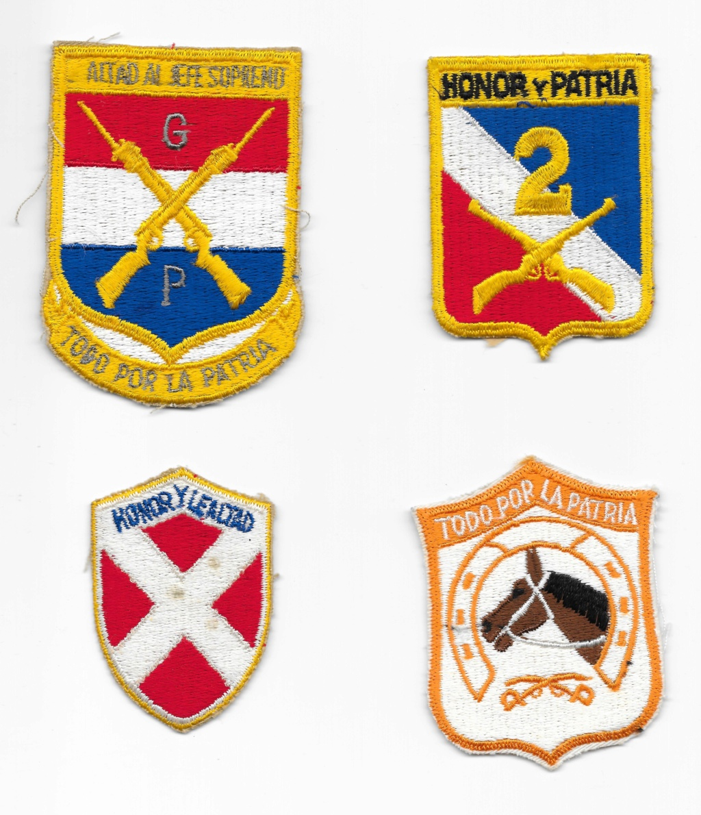 Panama Defence Force patches Panama10
