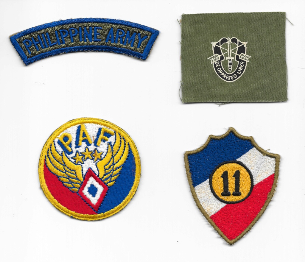 Philline Armed Forces patches Philli10