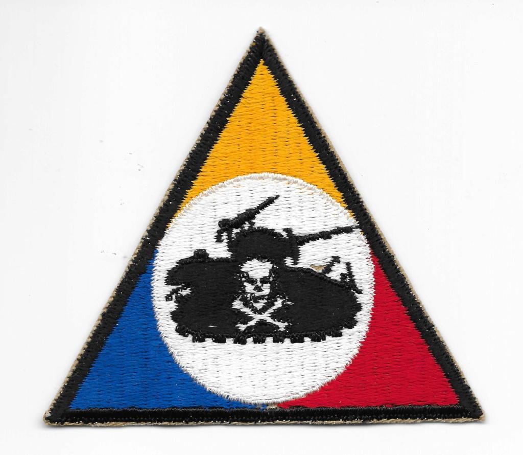 Venezuelan armoured cloth badge Venezu10