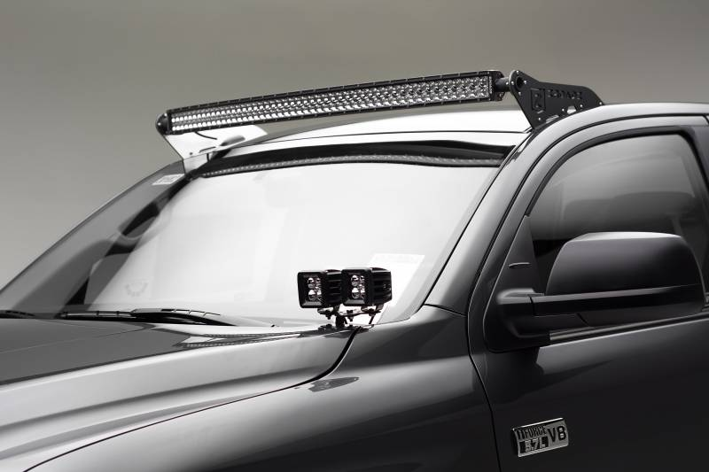 Roof mounted light bars Roof10